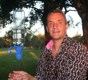 Stuart Mason - Inventor of Award Winning SpaTap